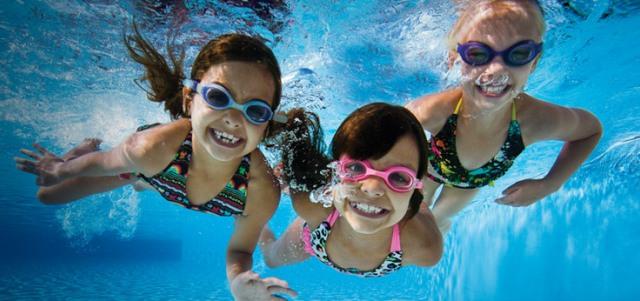 nauka pływania