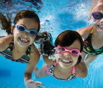 nauka pływania 2